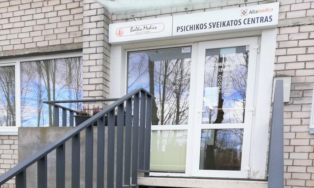 kraujo tyrimai Sporto g. 2, Marijampolė