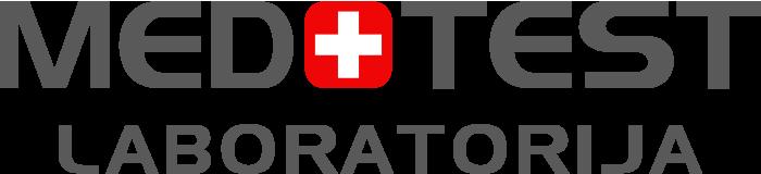 Medtest laboratorija logo